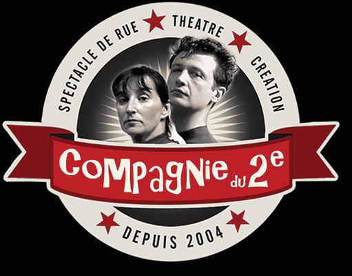 Logo Compagnie du Deuxième